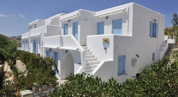 Danaides Apartments