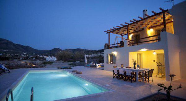Villa Parasporos