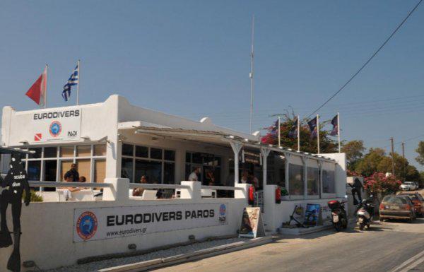 Καταδυτικό Κέντρο Eurodivers